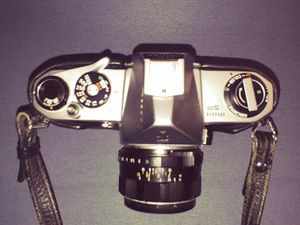 PENTAX SPOTMATIC SP Film SLR Camera with Super-Takumar 50mm F1.4 Lens for Sale in HUNTINGTN BCH, CA