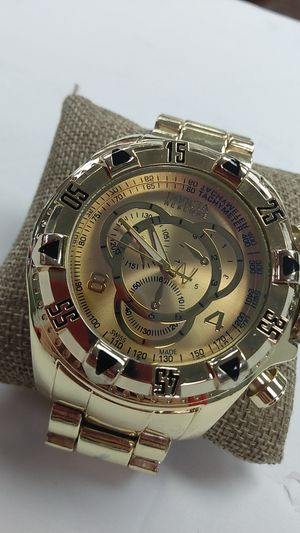 Invicta men's watch for Sale in Houston, TX