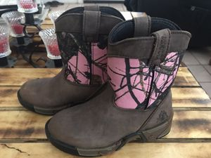 Girls western boots for Sale in Riverview, FL