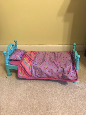 American Girl doll bed for Sale in Takoma Park, MD