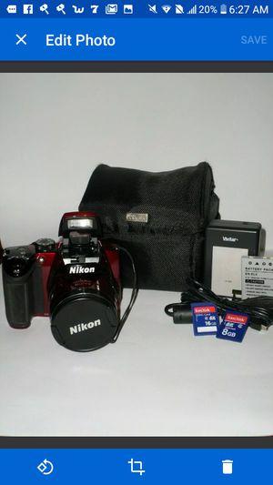 Nikon Coolpix P500 for Sale in Wichita, KS