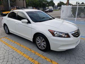 2012 Honda accord EXL for Sale in Miami, FL