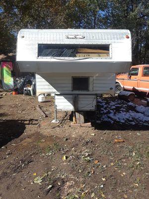 CAMPER FOR TRUCK BED for Sale in Denver, CO