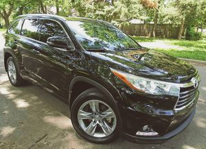 Perffect!2O15 Toyota Highlander AWDWheels-Options for Sale in Memphis, TN