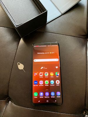 Samsung galaxy s9+ like new for Sale in Alexandria, VA