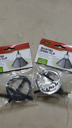 Heat lamp mount clip for Sale in El Mirage, AZ