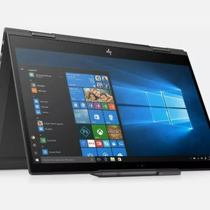 "Like New HP ENVY X360 15-cp0053cl 15.6"" 2-in-1 Notebook, AMD:R5-2500U, 8GB RAM,256GB SSD for Sale in Vista, CA"
