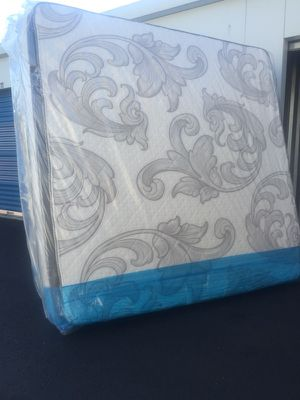Brand new mattress and box spring for Sale in Roanoke, VA