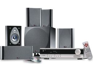 Polk Audio ds7200 home theatre professional 5.1 surround system speakers $2300 new for Sale in Naperville, IL