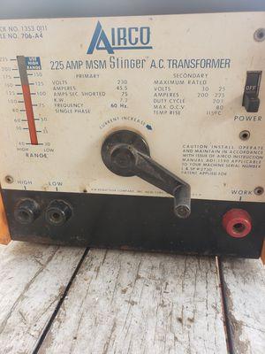 225 amp MSM Welder A.C. Transformer for Sale in Parker, AZ