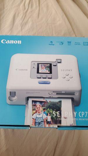 Canon Selphy CP720 Photo Printer for Sale in Ewa Beach, HI