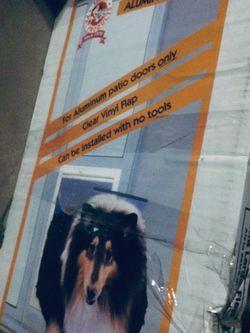 Doggy Door For Sliding Doors for Sale in Long Beach,  CA