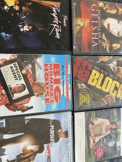 Assorted Dvds for Sale in The Colony,  TX