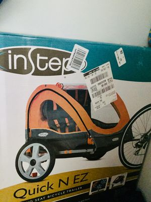 Bicycle Bike Trailer for Baby Toddler or Kids for Sale in Winter Springs, FL