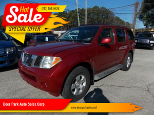 2005 Nissan Pathfinder for Sale in Newport News, VA