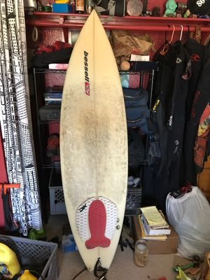 6'0 Bessell surfboard for Sale in Wildomar, CA