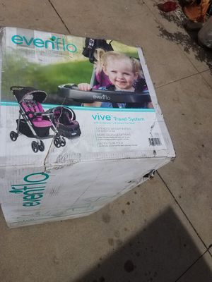 Evenflo vive travel system for Sale in Los Angeles, CA
