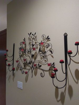 Metal wall decoration for Sale in Pearland, TX