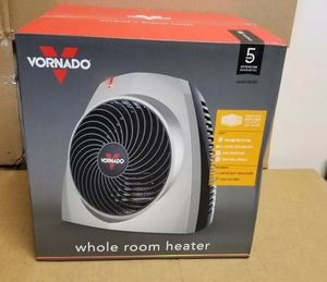 Vornado 1500-Watt Electric Space Heater Brand New! Paid $70. Asking $35. Reduce energy costs for Sale in Ventura, CA