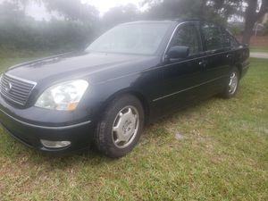 2002 Lexus LS 430 (navigation) for Sale in Orlando, FL