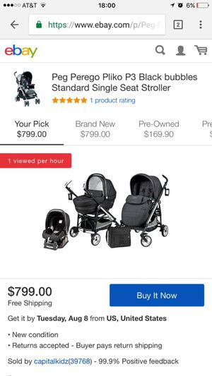 Stroller for sale for Sale in San Diego, CA