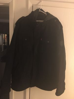 XXL Blue Hooded Levi's Strauss Coat for Sale in Tempe, AZ