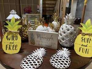 Pineapple Home Decor for Sale in Thornton, CO