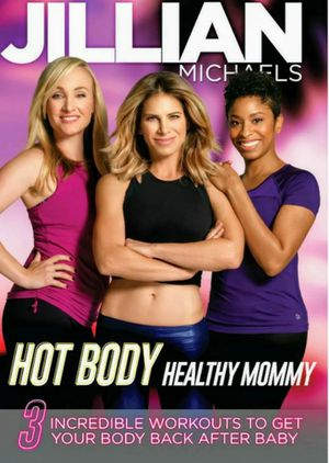 Jillian Michaels Hot Body Healthy Mommy/ SHIPPING AVAILABLE BY REQUEST. for Sale in Covina, CA