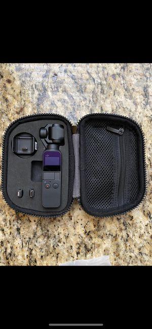 Dji Osmo Pocket 4k for Sale in San Diego, CA