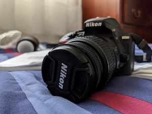 Nikon D5500 for Sale in La Habra Heights, CA