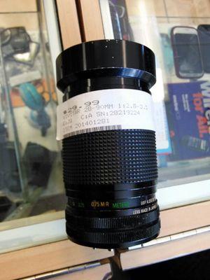 Vivitar 28-90 mm camera lens for Sale in Miami, FL