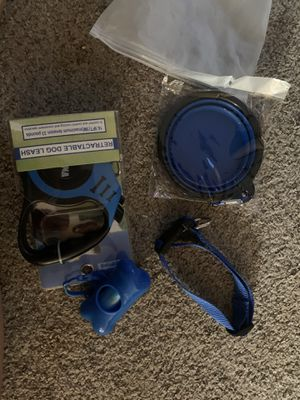 Dog leash kit for Sale in Bloomington, CA