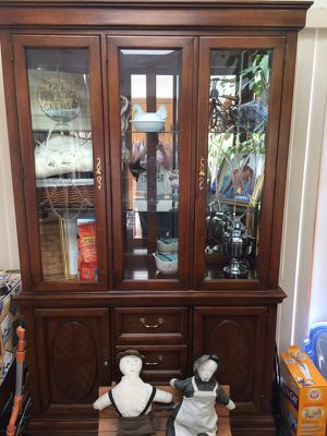 China Hutch and Matching Server for Sale in Fort Defiance, VA