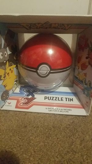 Pokemon puzzle game for Sale in Bristol, CT