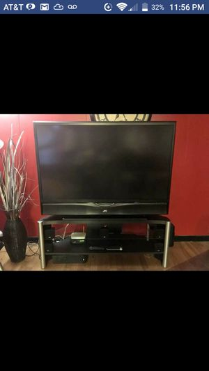 55 inch TV on stand for Sale in High Ridge, MO
