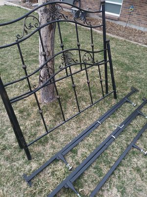Queen Size bed frame for Sale in Lakewood, CO