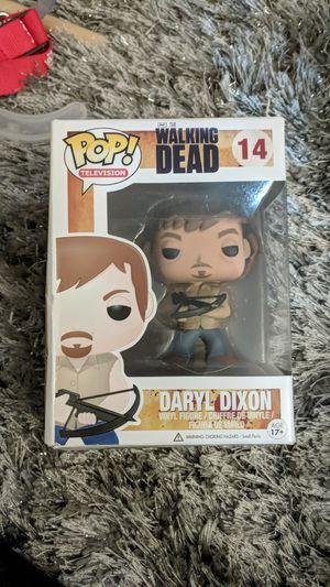 Pop Funko Walking Dead Daryl Dixon for Sale in Auburn, WA