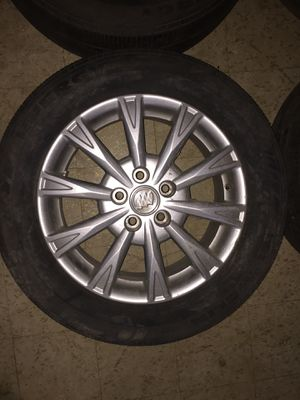 Buick rims for Sale in Detroit, MI
