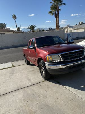 2002 Ford F-150 for Sale in Las Vegas, NV