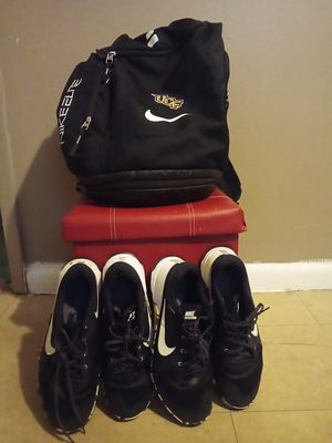 2 pairs of Nike Running Crossfit Shoes size 13 for Sale in Fort Meade, FL
