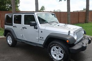 2008 Jeep Wrangler for Sale in Tacoma, WA