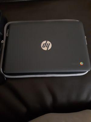 Hp chromebook for Sale in Tampa, FL