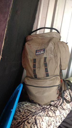Jansport metal frame backpack for Sale in Aurora, CO
