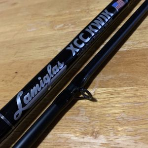 "Lamiglas XCC KWIK 12""6 plugging or trolling rod for Sale in Kirkland, WA"