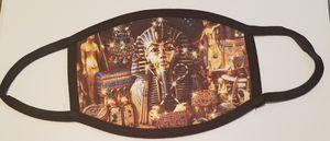 EGYPTIAN PHAROS THEMED CUSTOM FACE MASK for Sale in Pompano Beach, FL