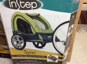 Single Seat Bicycle Trailer for Sale in Pembroke Pines, FL