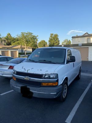 Chevrolet Express 1500 2012 for sale for Sale in DEVORE HGHTS, CA