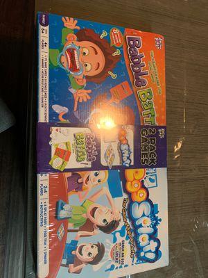2 pack board games unopened for Sale in Tucker, GA