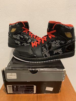 Jordan 1 Retro Hall of Fame Size 13 for Sale in Philadelphia, PA