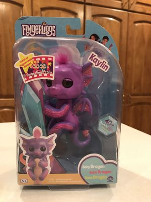 Brand New Fingerling for Sale in Downers Grove, IL
